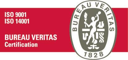 Bureau Veritas ISO 9001 ISO 14001
